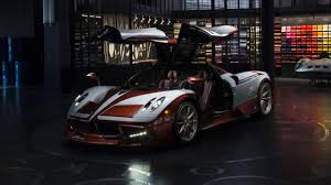 maserati huayra revealed the one off pagani huayra lampo top gear