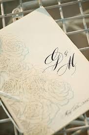 laser cut wedding programs laser cut lace inspired wedding ceremony programs evantine design