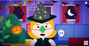 witch song the witch in the dark halloween song kids song