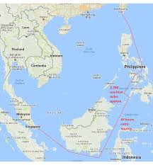 Map Distance Calculator A Balanced Threat Assessment Of China U0027s South China Sea Policy