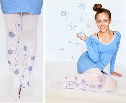 toddler halloween tights christmas snowflake tights frozen elsa tights kids frozen