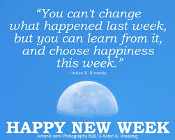 Happiness Meme - happymondaymorning happy new week moon change learn choose