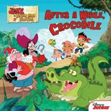 jake land pirates crocodile disney
