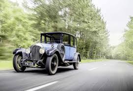 vintage bentley 1928 bentley 3 litre mulliner saloon drive