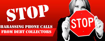 can you stop debt collectors from harassing and suing baltimore