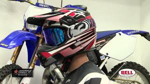 motocross helmet goggles mxtv clip of the week bell mx 2 helmets youtube