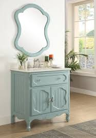 Cottage Style Vanity 34 Benton Collection Cottage Style Knoxville Bathroom