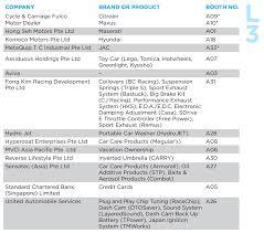 singapore floor plan singapore motorshow 2017 floor plan level 3 u2013 car listing u2013 adrian