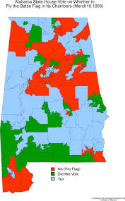 Alabama State Map Alabama Maps Politics