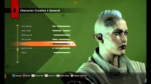 let u0027s play dragon age inquisition ps4 part i creating the