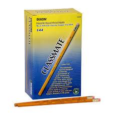 classmate pencil classmate hb pencils pack of 144