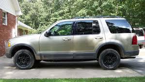 Ford Explorer Blacked Out - kstrayhorn u0027s u002702 xlt registry
