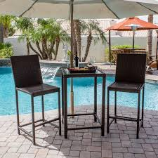 Patio Furniture Woodland Hills Two Person Patio Dining Sets You U0027ll Love Wayfair