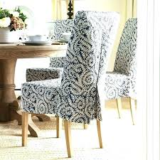 chair slipcovers canada dining room chair seat covers canada slipcovers for leather parsons
