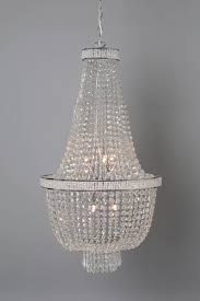 chandeliers bhs ceiling lights hanging lights glass chrome ceiling lighting