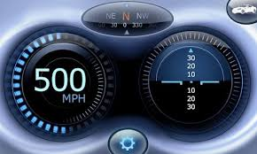 speedometer app android new speedometer for android by vihant production appszoom