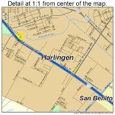 zip code map harlingen tx harlingen texas map bnhspine com