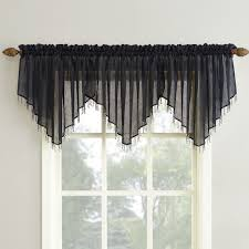 Crushed Sheer Voile Curtains by Kitchen Window Voiles Caurora Com Just All About Windows And Doors
