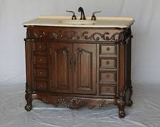 Antique Looking Bathroom Vanity Antique Bathroom Vanity Ebay