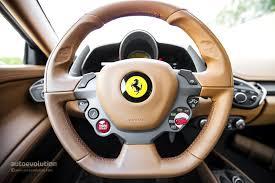 458 italia steering wheel developing steering technology for feedback