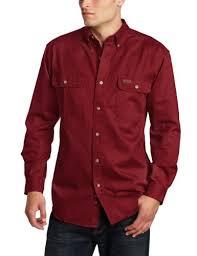 black friday carhartt jackets carhartt men u0027s oakman work shirt dark red xx large carhartt http