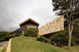 Modern Hill House Designs Architecture Beautiful Hill House Design With Large Landscape And