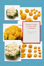 comment cuisiner le chou fleur 1 technique de cuisine comment couper un chou fleur en bouquets