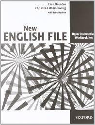 new english file upper intermediate student u0027s book and workbook