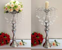 centerpiece bowls for tables hotel supplies wedding props crystal fountain table flower decor