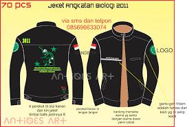 desain jaket warna coklat antiqes art bikin jaket dan kaos desain jaket fkip biologi untad
