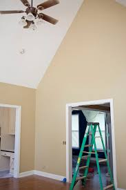 decorating exciting interior home design with beige duron paint wall