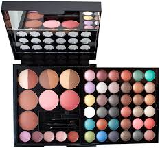 makeup kits for makeup artists nyx makeup artist kit35 eyeshadows 3 bronzers 5