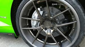 Lamborghini Huracan Dmc - dmc shows complete aerodynamic kit affari for the huracan