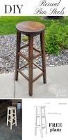 best 25 diy bar stools ideas on pinterest diy stool rustic bar