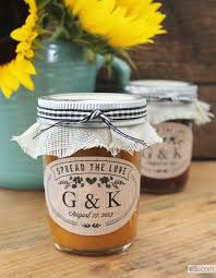 jam wedding favors rustic jam jar favor labels free printable wedding favors