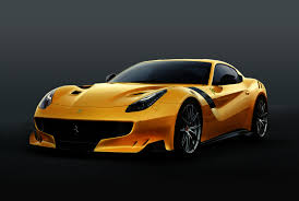 Ferrari F12 America - new models for 2016 amalgam collection