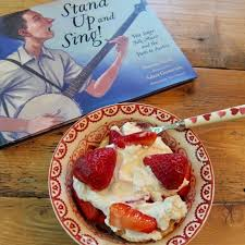 review recipe giveaway Stand Up and Sing Pete Seeger Folk