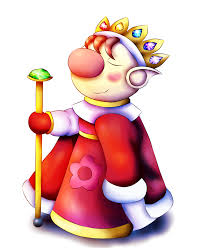 king of pikmin by twin cats on deviantart