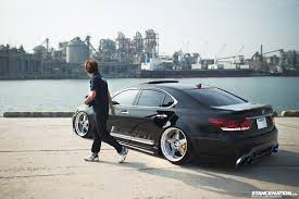lexus ls stance two of a kind a pair of vip ls460s stancenation form