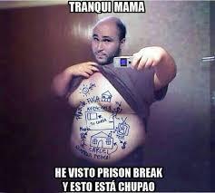 Prison Break Memes - prison break vuelve los mejores memes de la exitosa serie de fox