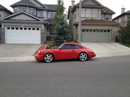 1989 porsche 911 carrera 4 manual red rennlist porsche