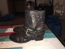 womens flat boots size 9 womens leather flat boots size 9 ebay