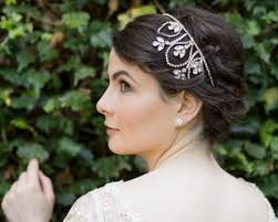 jewelled headband alternative headpieces for brides