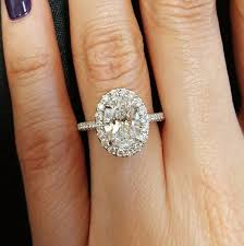 oval wedding rings oval engagement ring with halo best 25 oval shaped engagement
