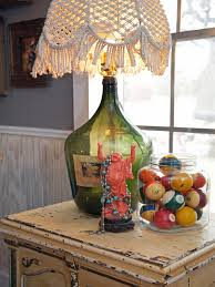 wine bottle table lamp diy best inspiration for table lamp