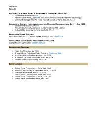 Marine Corps Resume Examples by Free Federal Resume Sample From Resume Prime