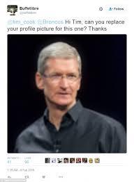 black friday target toaster jack nicholson meme apple u0027s tim cook posts blurry iphone picture of super bowl 50