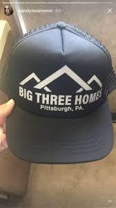 three homes mandy this is us instagram spoiler hat