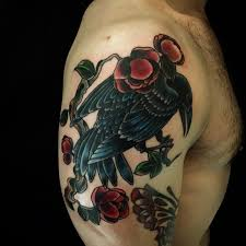 75 best raven tattoo designs u0026 all meanings 2018