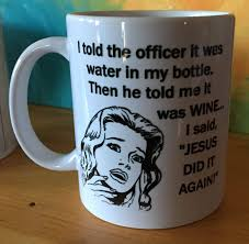 wine funny coffee mug christmas birthday new job valentines